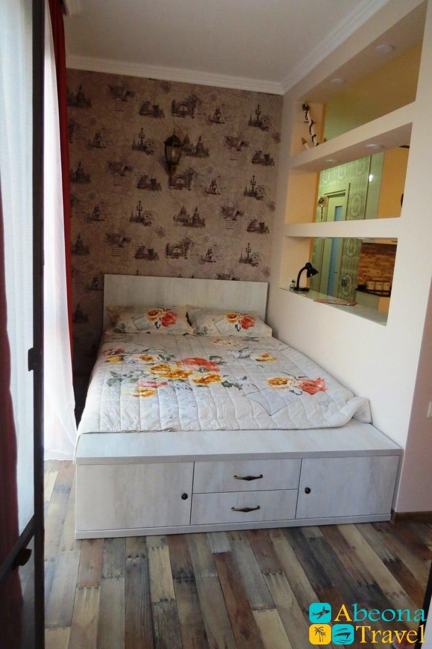 Квартира в Батуми №1 – спальня