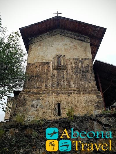 Храм Преображения Спасителя в Лагами