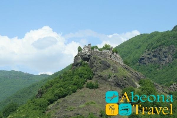 Крепости Рача-Лечхуми