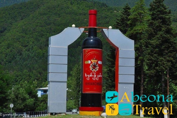 Racha-Lechkhumi wineries