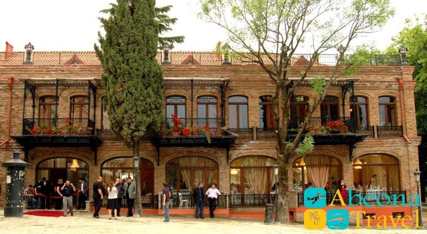 Hotel Rcheuli Pirosmani main