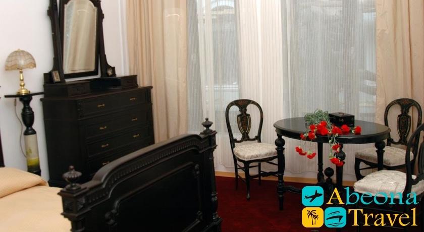 Pirosmani Standard Single Room