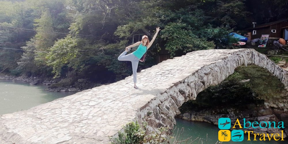 Yoga tour in Georgia