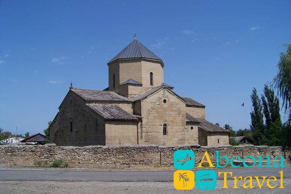 Tsromi church