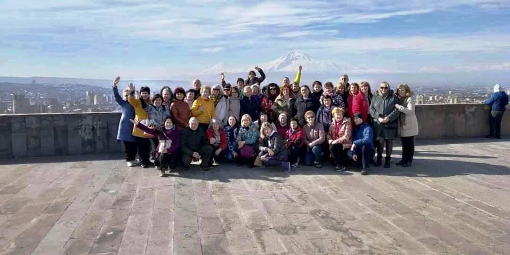 Tours to Caucasus countries